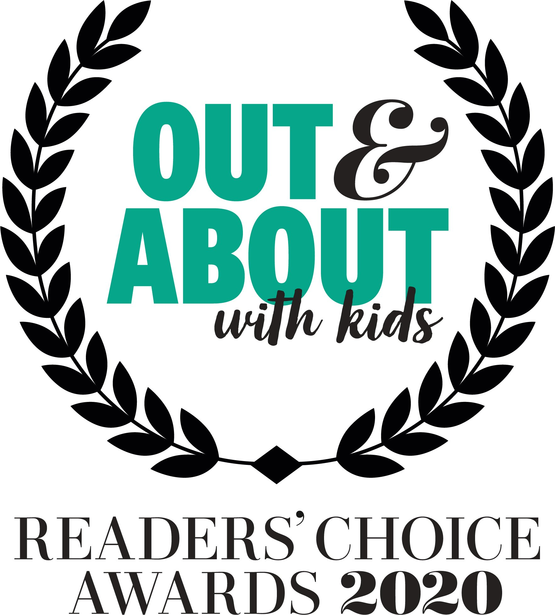 Out & About with Kids-Readers 'Choice Awards2020